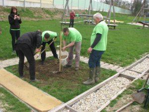 GALERIJA Zavarovalnica Maribor – posadi drevo